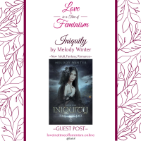 Guest Post: Melody Winter, author of Iniquity, on being 21