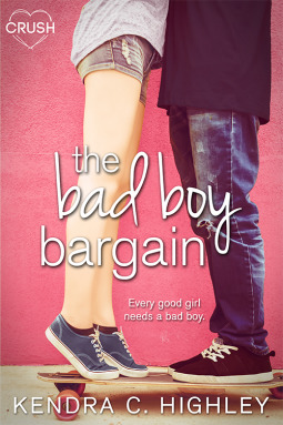 Interview: Kendra C. Highley, author of The Bad Boy Bargain