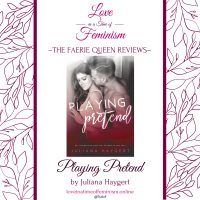 Review: Playing Pretend by Juliana Haygert