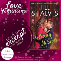 Excerpt: Holiday Wishes by Jill Shalvis