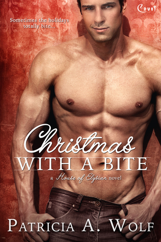 Christmas with a Bite by Patricia A. Wolf