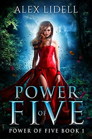 Power of Five by Alex Lidell