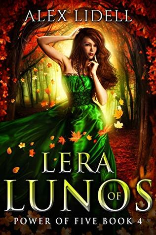 Lera of Lunos by Alex Lidell